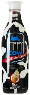 Tippy Cow Vanilla Soft Serve 750ml